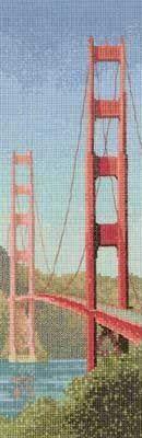 Gallery.ru / Фото #1 - Мост Голден Гейт Бридж, Сан-Франциско - DELERJE