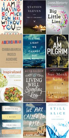 12 Must-Read Books for 2015 | The Average Girl's Guide