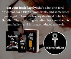 www.childrenofankh.com Freak Flag, Girls In Love, Great Books, Wicked, Let It Be, Big Books, Good Books