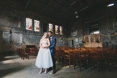 Asylum Wedding - http://20collective.com/the-asylum-wedding-photographer/