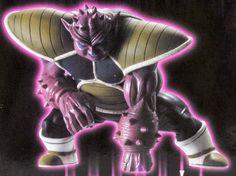 Dragon Ball Z Dodoria DX Figure Creatures Vol.4 Banpresto JAPAN ANIME MANGA