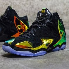 """cheap for discount 6c01a f15cb lebron 11 ext crown jewel Nike LeBron 11 EXT """"Crown Jewel"""" Arriving at  Retailers"""