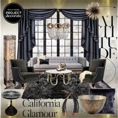 """California Glamour"" by szaboesz on Polyvore"