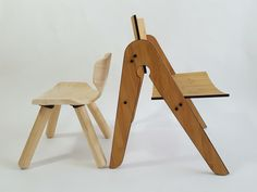 The lovely plantoys chair for toddlers and Lily's chair by We Do Wood.  Both available in our shop.