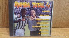 RUMBA TOTAL 4. VARIOS GRUPOS. CD / KOKA MUSIC - 1998 - 10 TEMAS / CALIDAD LUJO.