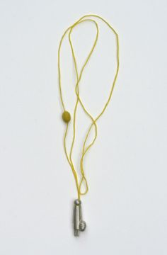 karin herwegh - 2009 / Silver 925, textile