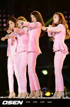 Snsd performances at Dream concert