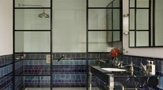En-suite Shower Room, Central London Apartment