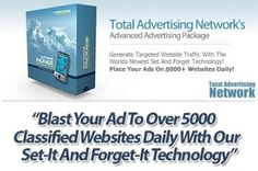 [GIVEAWAY] Total Advertising Network [Auto Submit To 4500+ Websites]     http://www.free-software-license.com/2017/01/giveaway-total-advertising-network-auto.html