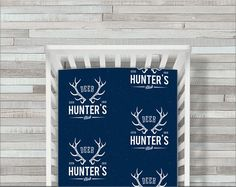 Items similar to Deer Hunter Crib Sheet, Fitted Crib Bedding, Deer Crib Bedding, Toddler Crib Sheet, Buffalo & Buck on Etsy Crib Sheets, Crib Bedding, Cribs, Deer, Handmade Gifts, Etsy, Cots, Kid Craft Gifts, Bassinet