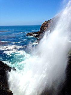 Es el geyser de Ensanada, Mexico. Es muy hermosa. Es muy antigua. Tambien es muy frio.