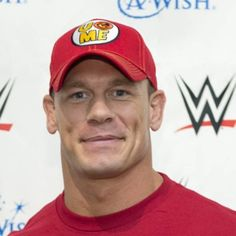 John Cena  The time is NOW...for good! The charitable Superstar was the Grand Marshal for the 2014 Susan G. Komen Global Race for the Cure and the former WWE Champ has granted more than 400 wishes through the years for the Make-A-Wish foundation.