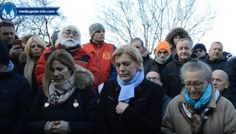 Mientras Mirjana Recibía el Mensaje en MEDJUGORJE, a su lado Gritaba un Poseído