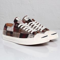 Converse - Jack Purcell LTT Ox - These are damn sexy.
