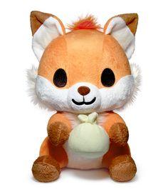 Doki Fox Plushie