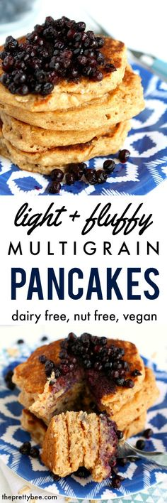 Pancakes, Crepes, Waffles and French Toasts on Pinterest | Pancakes ...