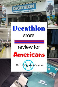 We never heard of Decathlon until Malaysia. But we quickly realized this is the biggest sporting goods store in the world. Here's an overview of why it's so successful, and why you'll hear more about it in the U. Slow Travel, Budget Travel, Sporting Stores, Retail Technology, Cross Training Shoes, Happy Trails, Garden Club, Price Point, Early Retirement