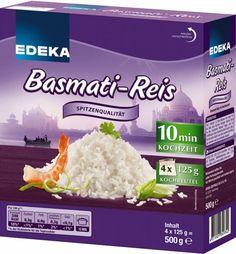 EDEKA Basmati-Reis im Kochbeutel