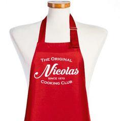 El Delantal Cooking Club está entre los modelos más personales de nuestra web.