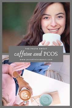 So many of us can't do without our morning coffee but does it have any impact on your PCOS? Does it impact on your PCOS symptoms and is it something you should be cutting down on? PCOS and caffeine - here's what you need to know.#pcos #pcossymptoms #pcoscaffeine Pcos Exercise, Treatment For Pcos, Pcos Symptoms, Polycystic Ovarian Syndrome, Pcos Diet, Coffee Signs, Famous Last Words, Vintage Coffee, Natural Treatments