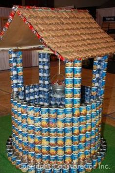 Cool Ideas To Raise Money Or Cans For Food Drive