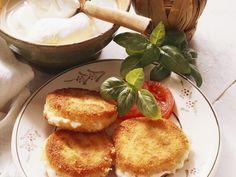 Panierter Mozzarella ist ein Rezept mit frischen Zutaten aus der Kategorie Käse. Probieren Sie dieses und weitere Rezepte von EAT SMARTER!