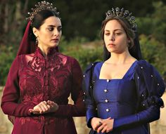 "Halime Sultan & Dilruba Sultan - Magnificent Century: Kösem - ""The Wheel of Fate (Felegin Cemberi)"" Season 1, Episode 21"