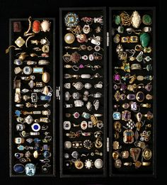 Antique/ vintage rings