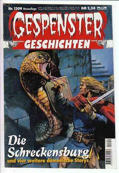 Comics : Gespenster Geschichten #1309: