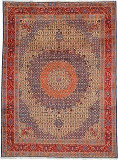 Ivory 9' 0 x 12' 2 Mood Rug | Persian Rugs | eSaleRugs
