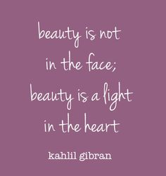 beauty mantra