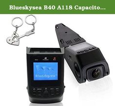 Blueskysea B40 A118 Capacitor Version Dashboard Dash Cam 170° Super Wide Angle 6G Lens Full HD 1080P Car DVR with G-Sensor Night Vision Motion Detection - NT96650+AR0330 (DVR ONLY). Specification: Main control chip:NT96650 Imaging :AR0330 effective 3 megapixels, and 6G lens Angle of View:170° Screen Size:HD 1.5 inch Screen Cycled Recording:Support the seamless cycled recording function Video Resolution:HD1080P and HD720P Video Frames:30FPS@HD1080P and 60FPS@HD720P Video Compression...