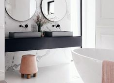 Most homeowners with small bathroom designs probably wish they had a more luxurious space but the reality is that oftentimes […] Small Bathroom Renovations, Bathroom Design Small, Bath Design, Bathroom Designs, Bathroom Furniture Design, Diy Bathroom Decor, Bathroom Ideas, Design Ideas, Home Decor