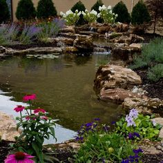 If you love water features, visit Atlantic Water Gardens' online and view all kinds of water feature photos. While you are there, check out some of their products, and see what you can do to create your own outdoor oasis!