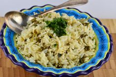 Chipotle Copycat Lime Rice Recipe