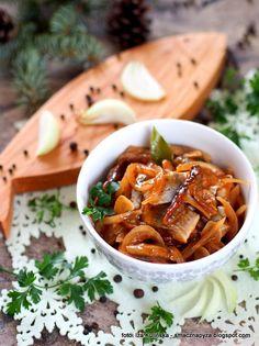 Smaczna Pyza: wigilia i Boże Narodzenie Witches Cauldron, Thai Red Curry, Salad, Fish, Cooking, Ethnic Recipes, Dom, Kitchen, Easy Meals