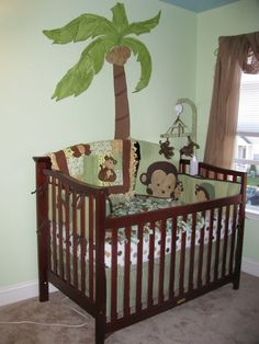 Monkey Baby Birth Custom Stat Nursery Decor Woodenblock Shelf Sitter Stack Pinterest And