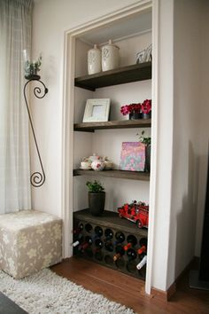 Een hor van vitrage woonidee n pinterest for Dixversion meuble