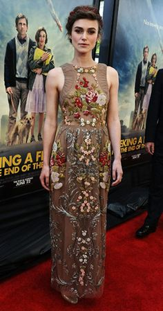 Keira Knightley Style: Best Dresses & Fashion Outfits   Grazia Fashion