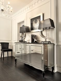muebles con espejo