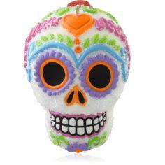 Amazon.com - Sweet Skull Ornament 2015 Hallmark -