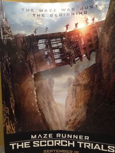 Maze Runner-the scorched trials