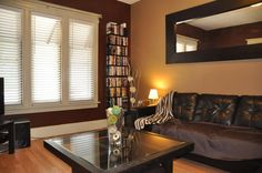 Beautifully Designed Living Room - http://www.walshandvolk.com/category/featured/