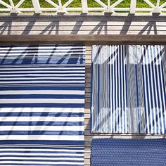 Instagram Analytics Indoor Outdoor Rugs, Outdoor Entertaining, Rugby, Decks, Valance Curtains, Beach House, Blue And White, Entertainment, Range