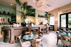 Στον πεζόδρομο της οδού Πετράκη όλα τα μαγαζιά μοιάζουν να βγήκαν από παραμύθι   BOVARY Cafe Bar, Athens, Table Settings, Furniture, Restaurants, Home Decor, Shops, Beautiful, Cafes