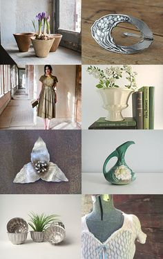 Spring Refresher from the shops at VintageAndMain on Etsy