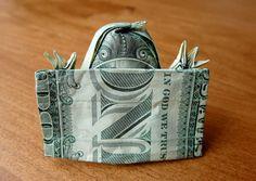 Peeper Money Origami