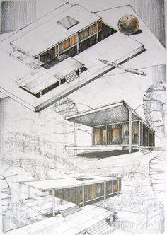drawing architecture | Tumblr