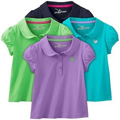 Jumping Beans Solid Polo - Baby