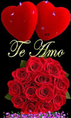 Love Heart Gif, Love Heart Images, Love You Gif, Rose Flower Wallpaper, Heart Wallpaper, Beautiful Rose Flowers, Beautiful Moon, Animated Heart, Good Morning My Love